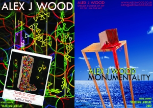 Alex J Wood Catalogue Page 1