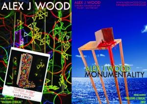 Alex J Wood Catalogue Page 1