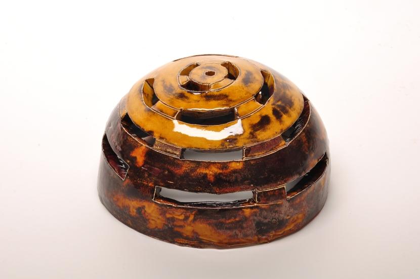 Ceramic  - Detail of Ventilator