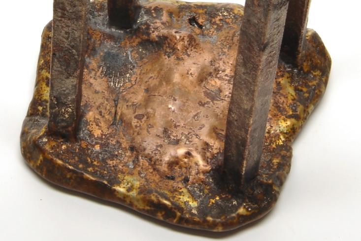 Detail, underside of Oil Spill