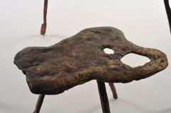 Bronze platform