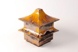 Pagoda, Brush'n'Glo Ceramic