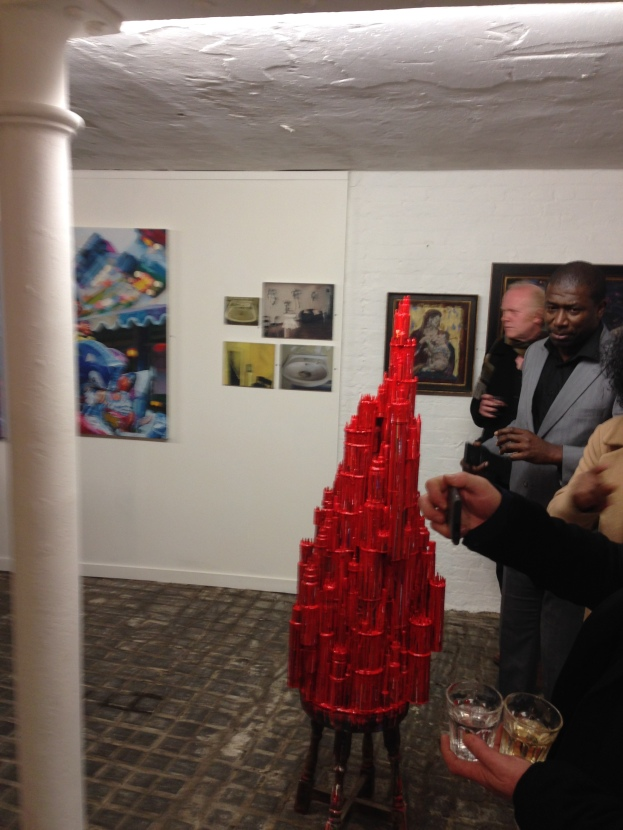 GIFTED Private View at CHART Gallery, 62 Old Church Street