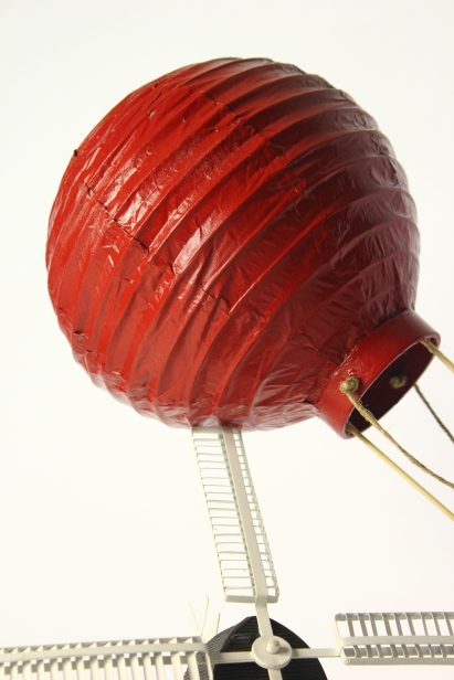 Detail of The Red Balloon