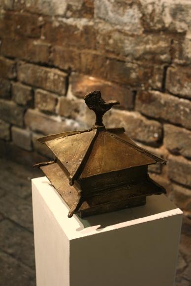 Kinkaku-Ji, Bronze, 2013