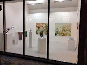 Exhibition View: Springboard