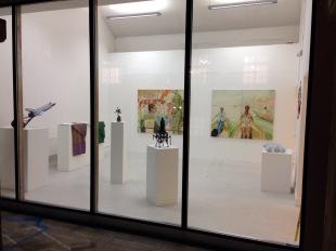 Exhibition View: Springboard