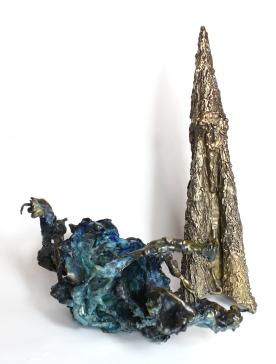 Antares & The Plume, Bronze, 2015