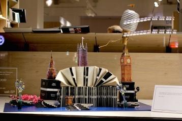 Penguin Books Commission at Foyles London. Photo by G Baldari