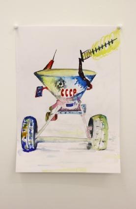 CCCP Watercolour