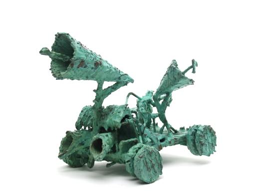 Luna Buggy, Bronze, 2016