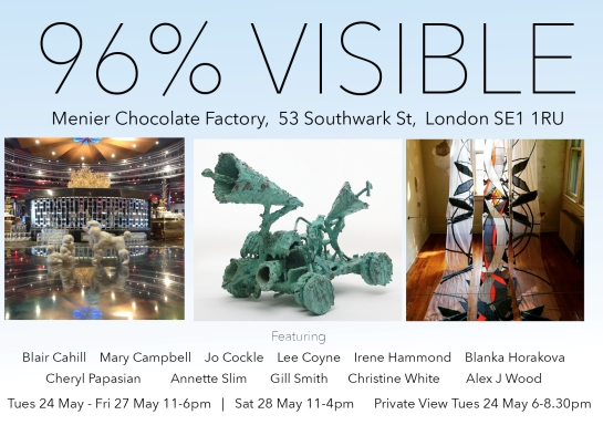 96 % Visible Invitation
