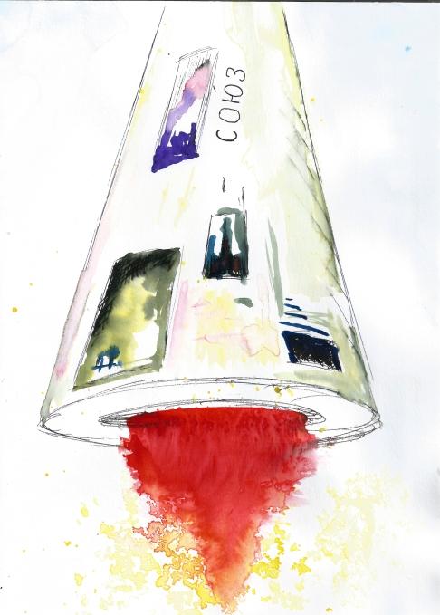 SPACE SERIES #40